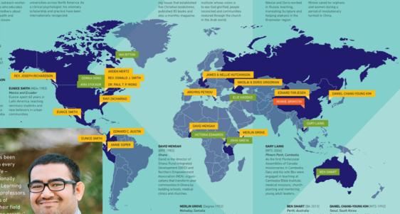 Tyndale Impact Report 2013/2014